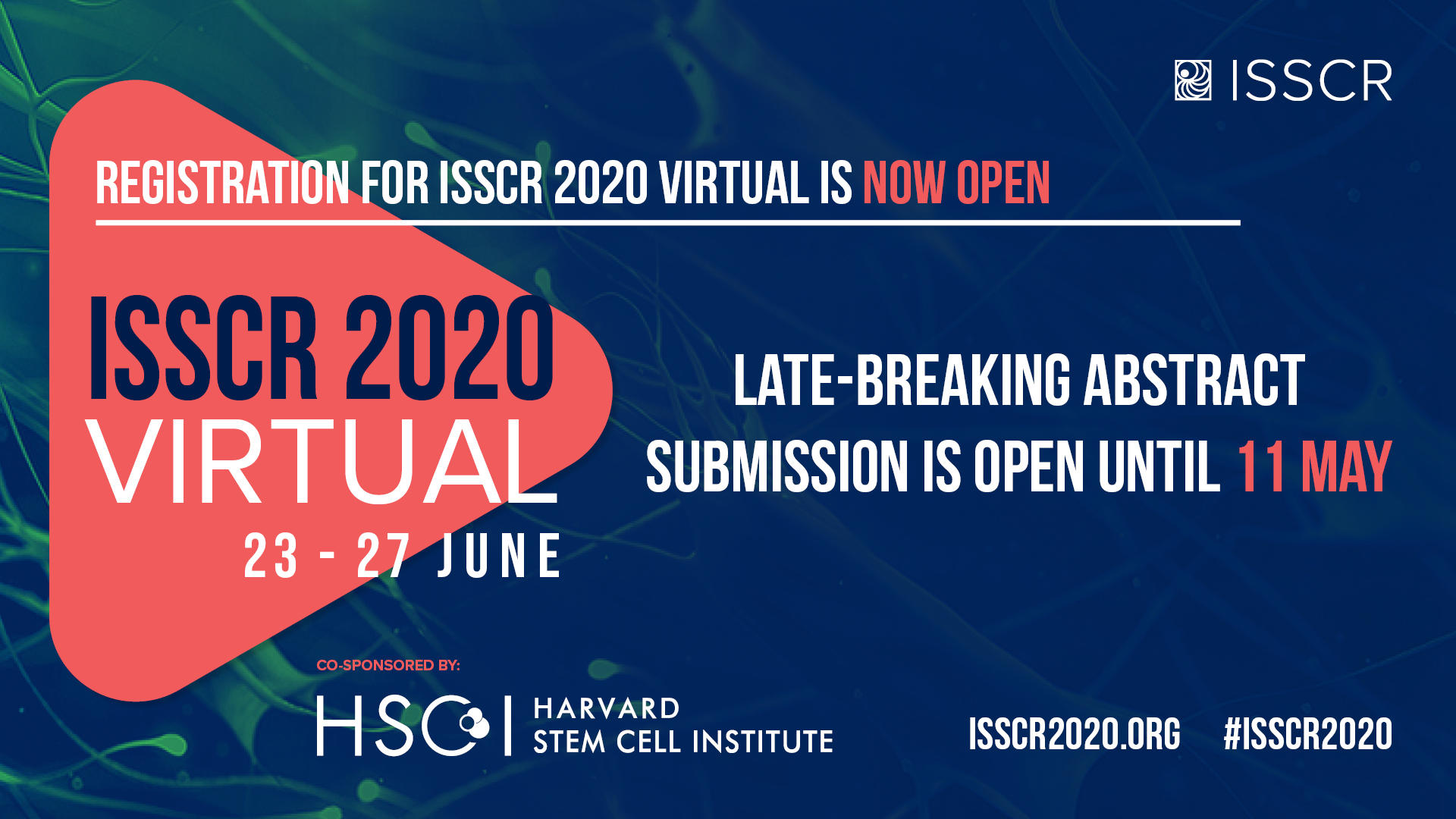 ISSCR flyer image