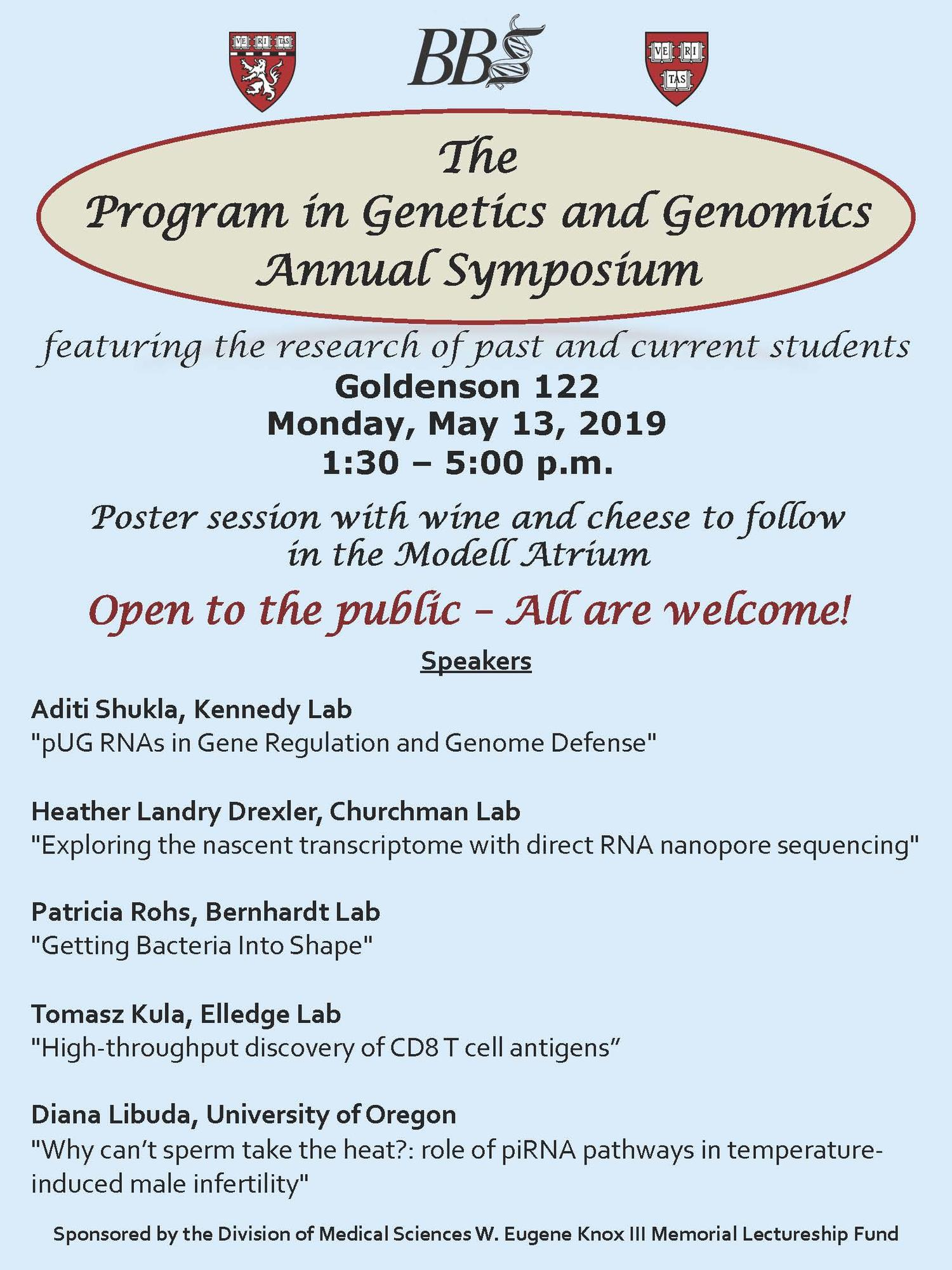 BBS_Genetics_and_Genomics_Symp_2019_flyer_image