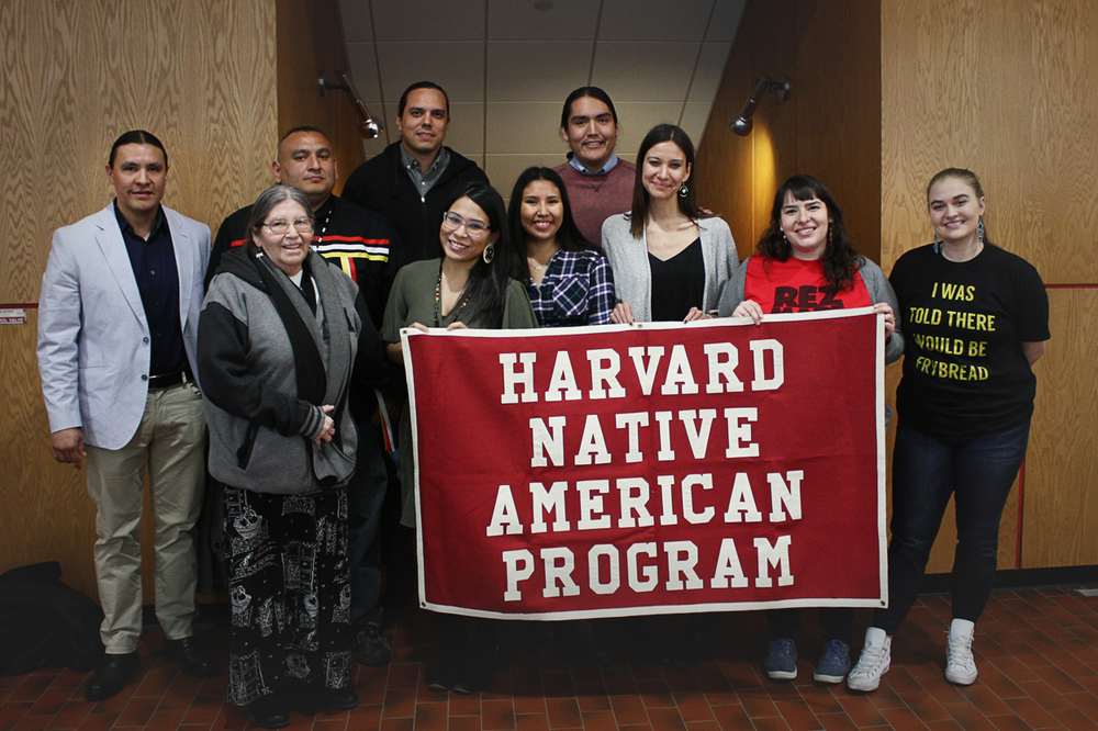 March 2017 | Harvard University Native American Program