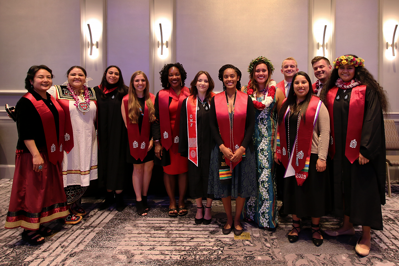 Native/Indigenous 2019 Graduates
