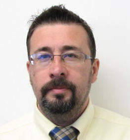photograph of staff member Plamen Petkov