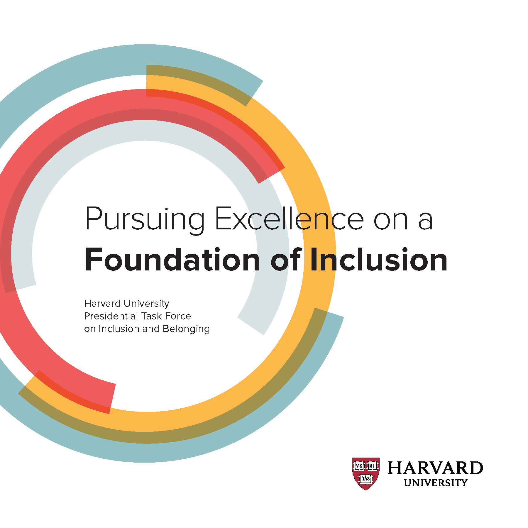 Pursuing Excellence On A Foundation Of Inclusion