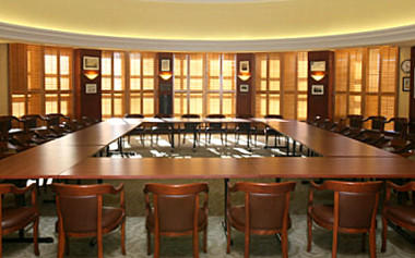 Allison Dining Room at Harvard Kennedy School