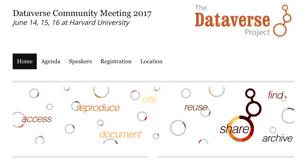 Dataverse Community Meeting