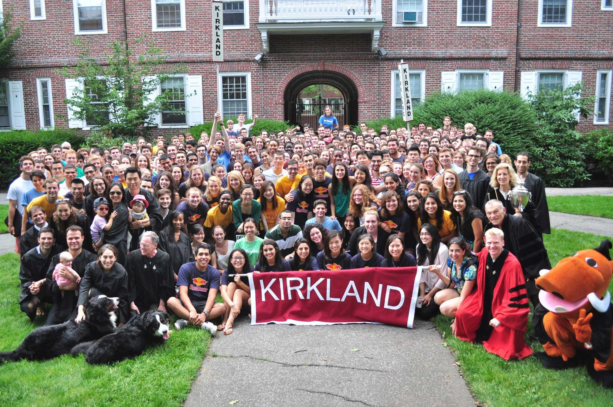 All-House Photo from fall 2013