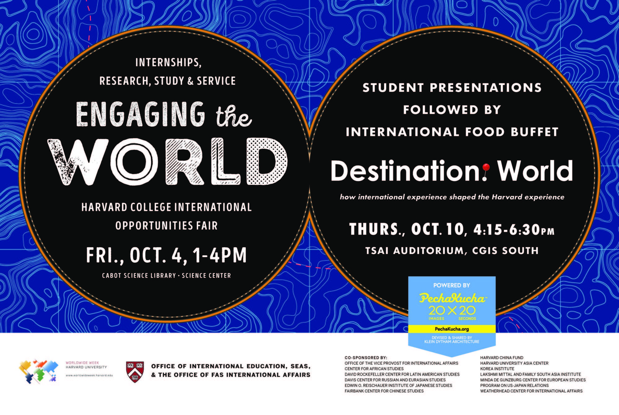 International Fair & Destination World Event