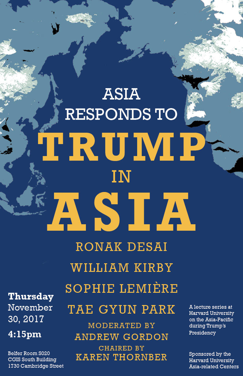 Trump and Asia