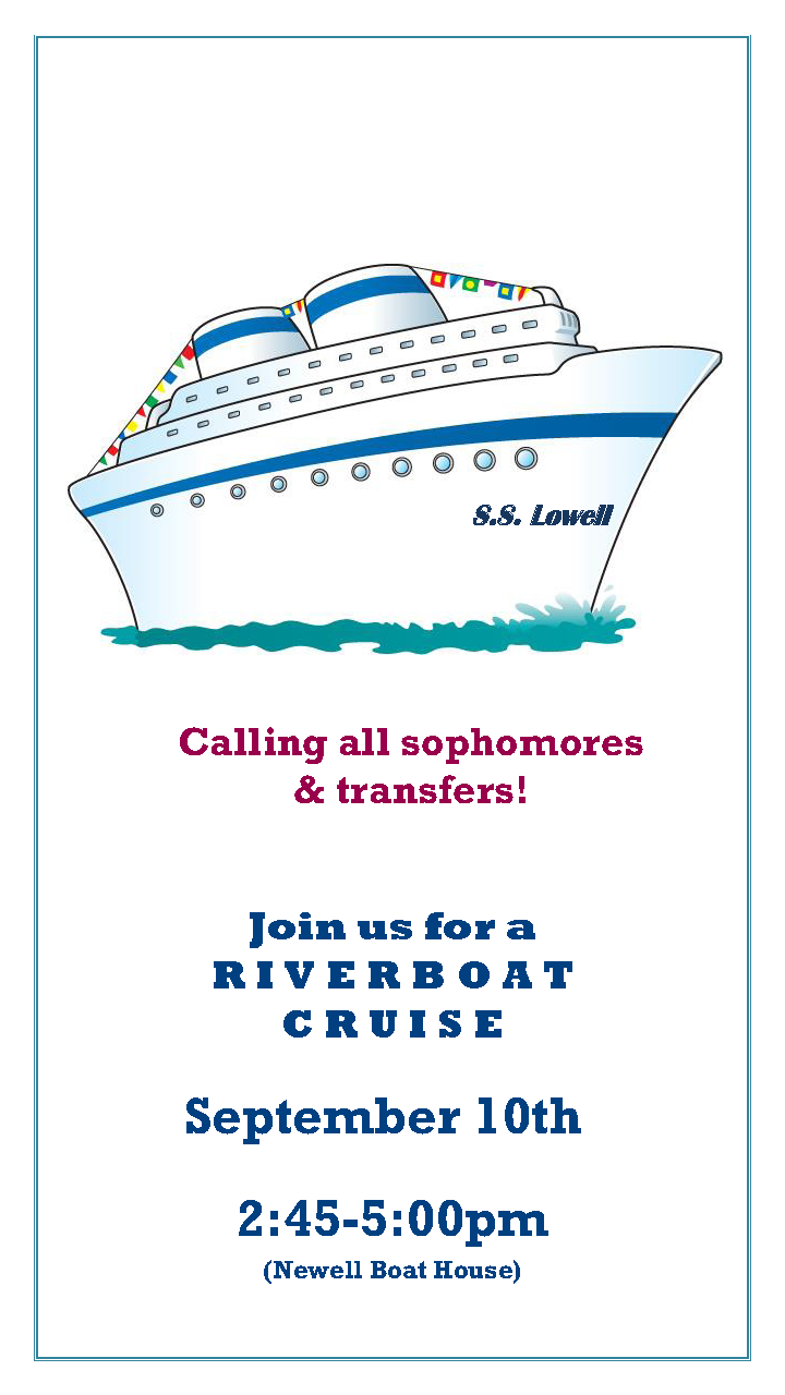 Sophomore Cruise 2016