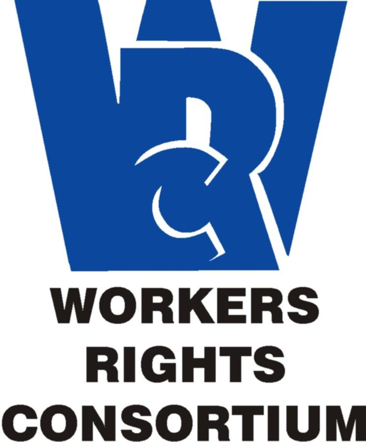 Worker's Rights Consortium logo
