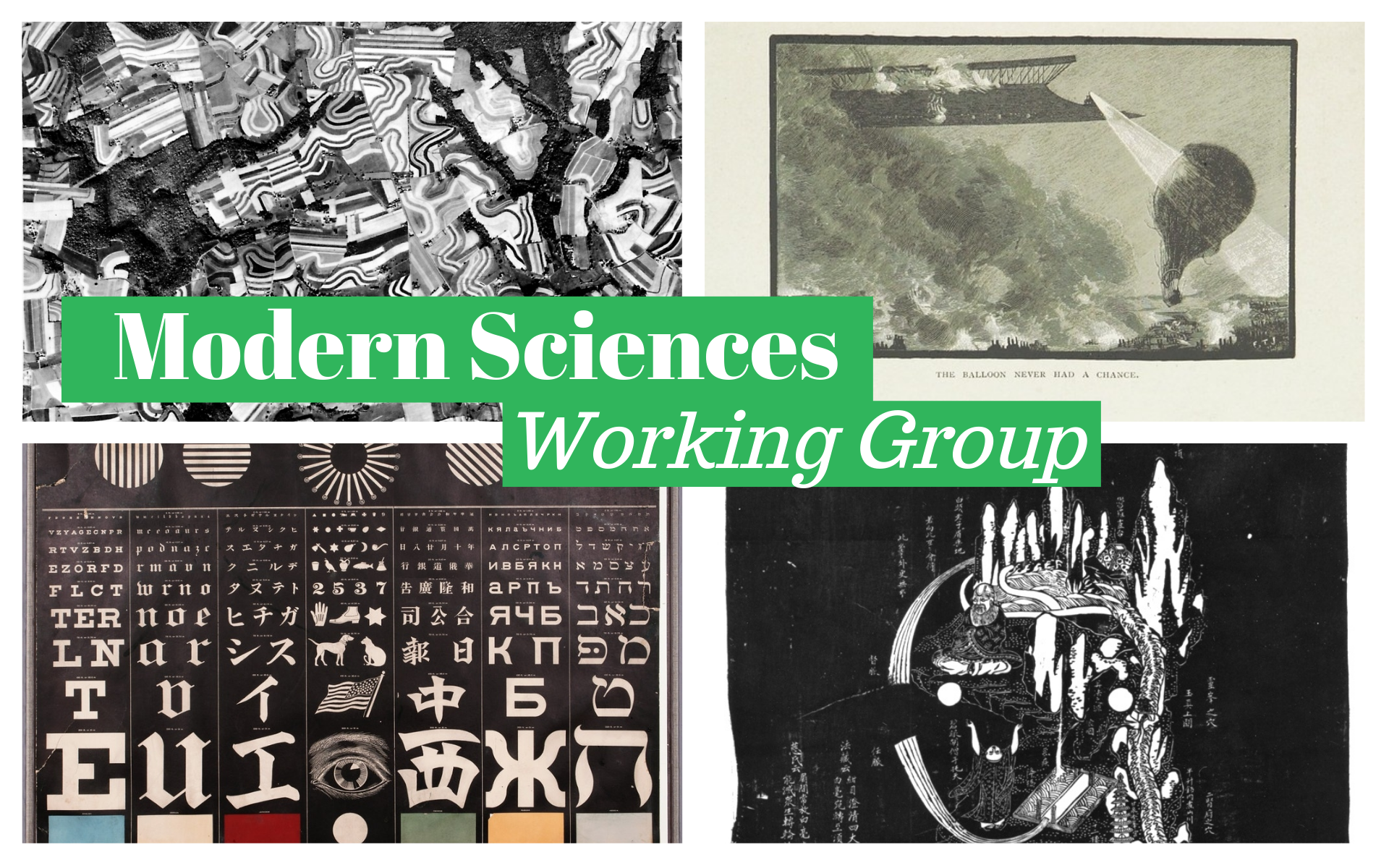 [Modern Sciences Working Group]