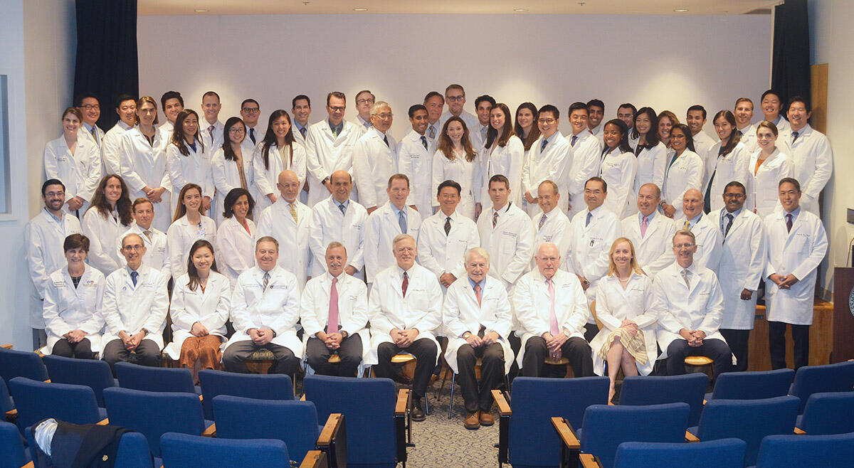 Otolaryngology - Head and Neck Surgery Residency Program 2019 graduates and faculty