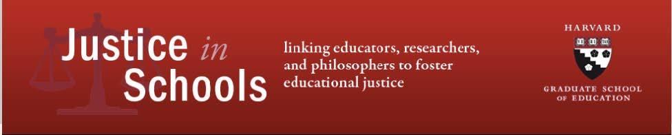 Justice in Schools