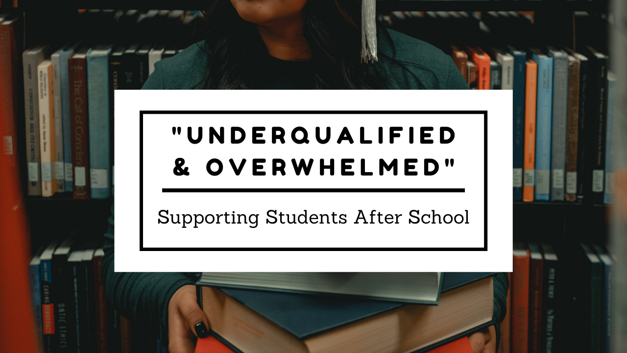 Underqualified and Overwhelmed