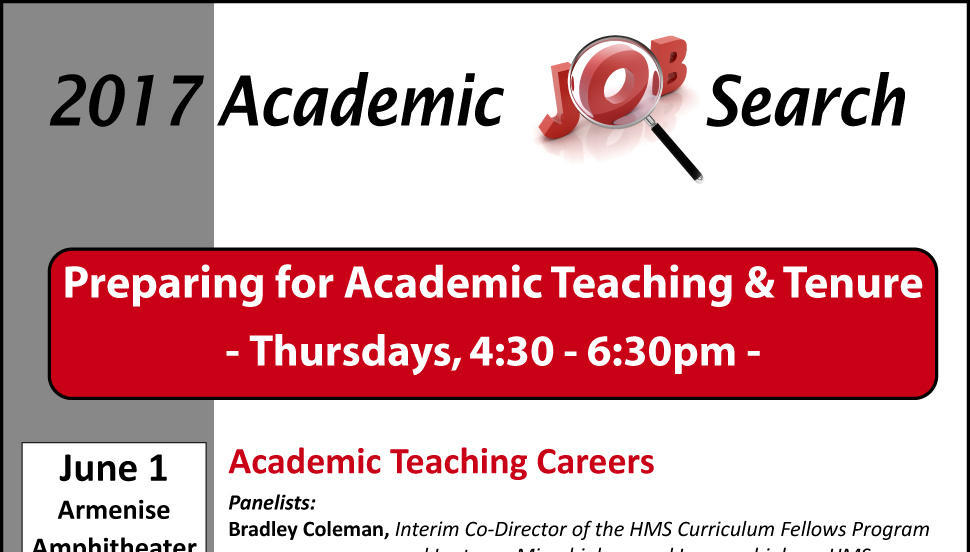 AJSS Teaching and Tenure Series