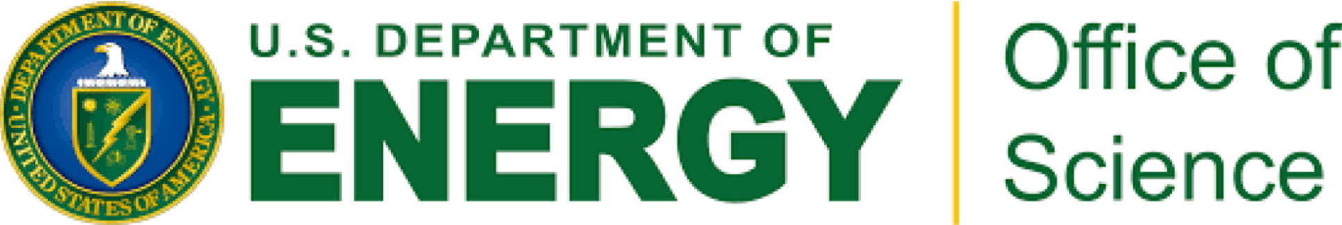 Department of Energy Funder Logo