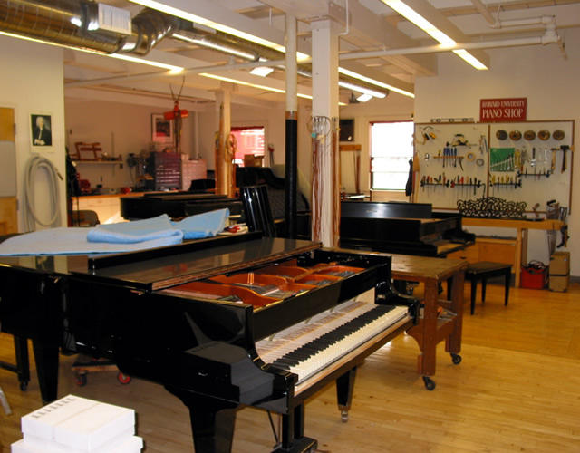 Piano Technical Services Shop