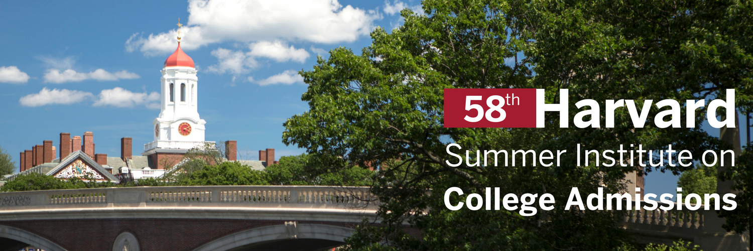 58th Annual Summer Institute on College Admissions