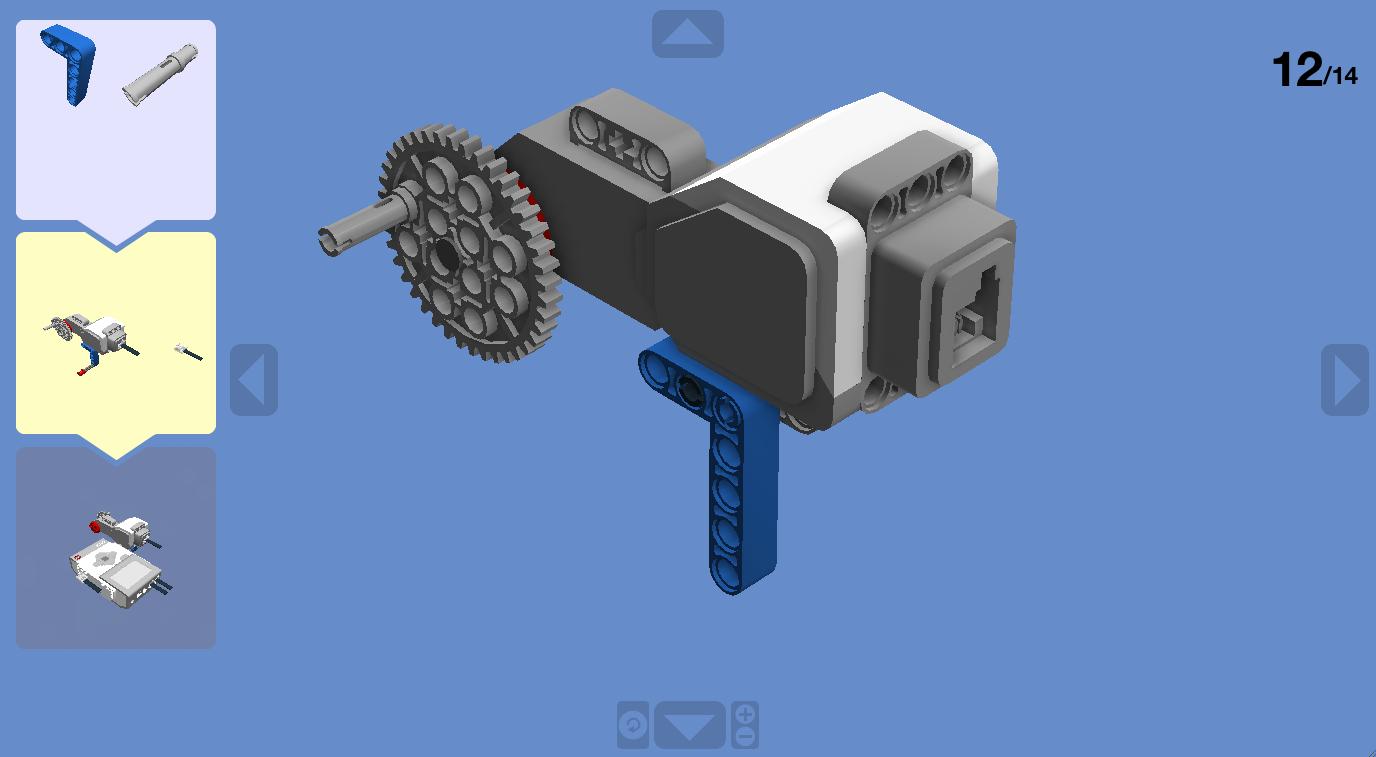 lego mindstorms ev3 3d printer instructions