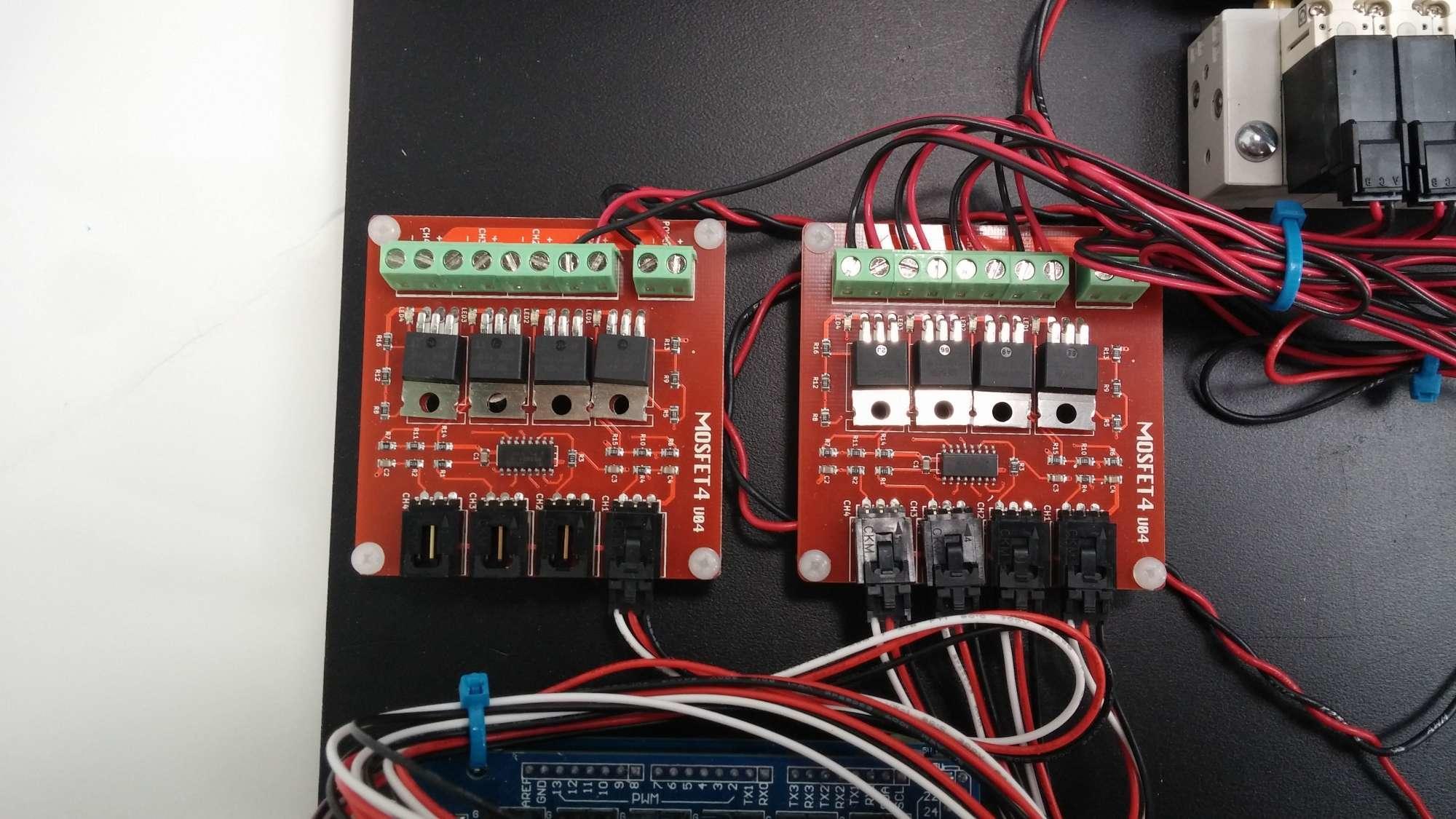 Control Board Fabrication Soft Robotics Toolkit Smc Manifold Wiring Diagram