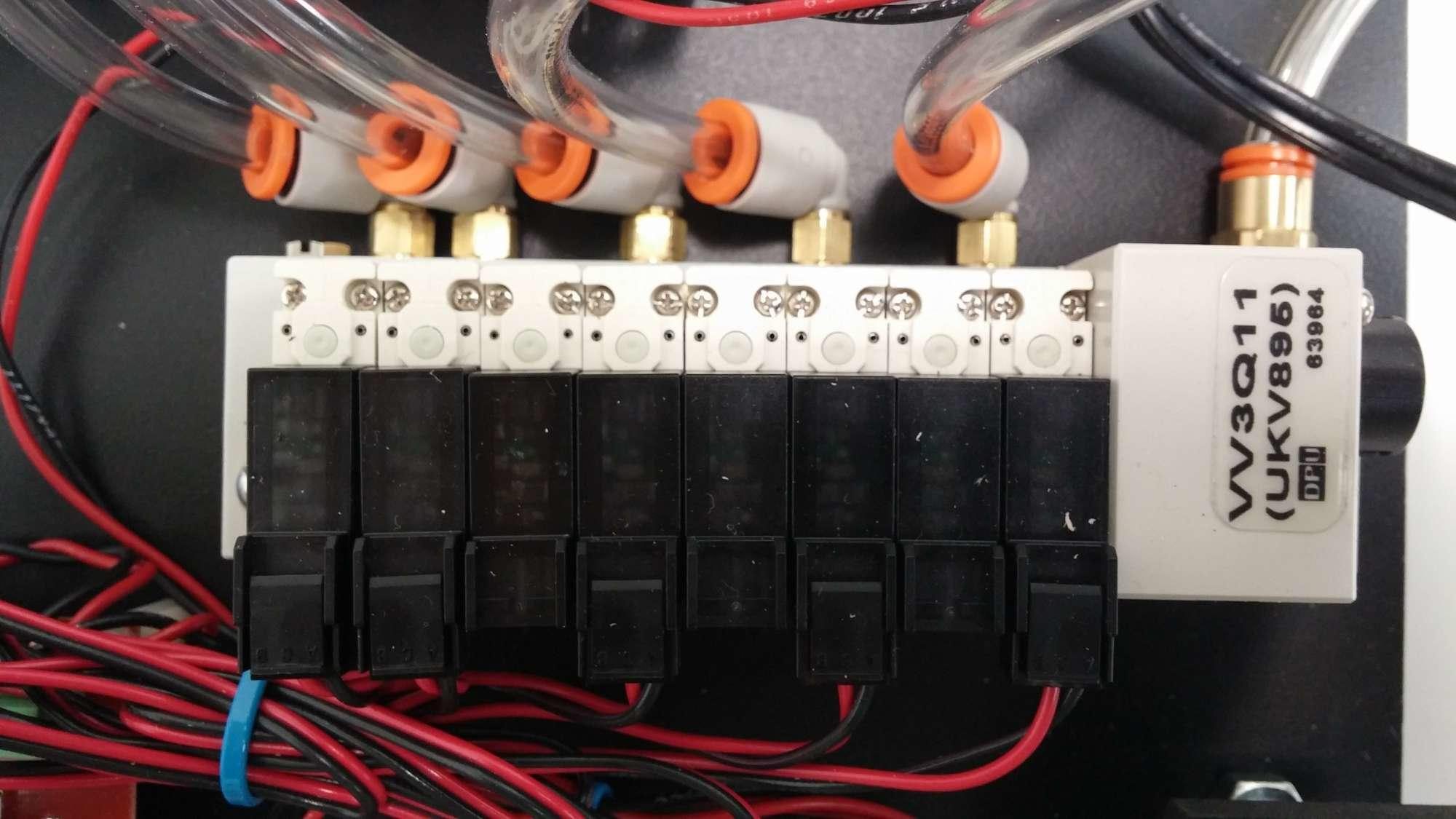 Control Board Fabrication Soft Robotics Toolkit Smc Manifold Block Wiring Diagram