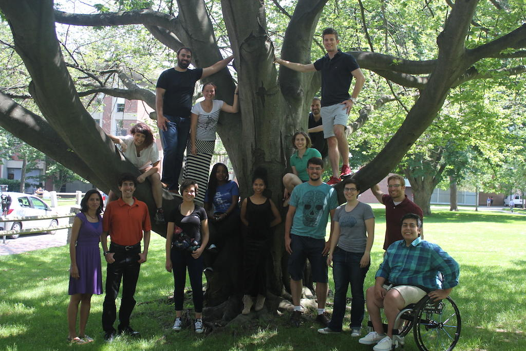 Summer 2017 SSR Group and REU Students