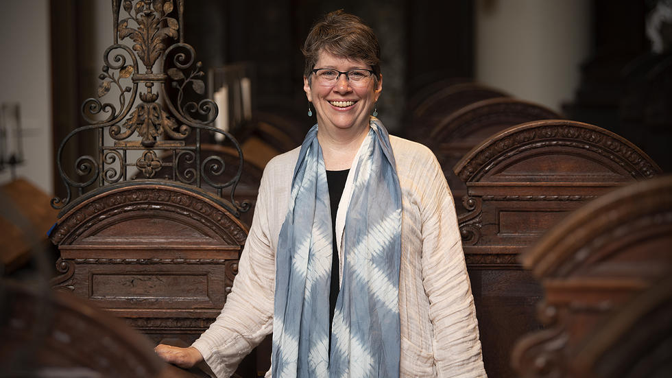 Stephanie Paulsell Appleton Chapel
