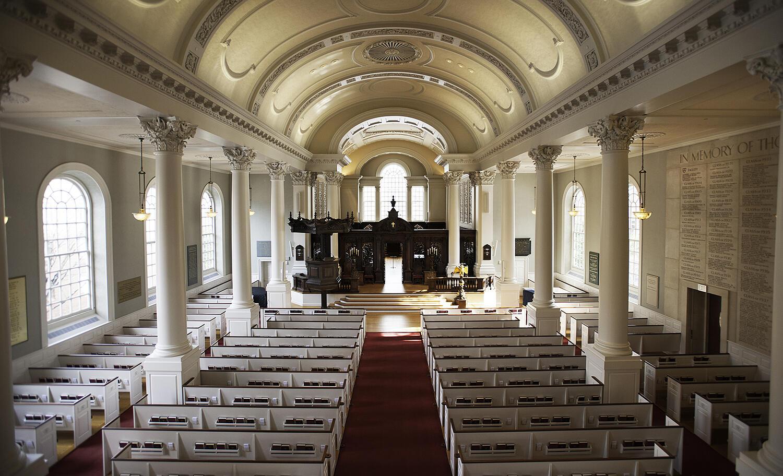 Sanctuary of the Memorial Church