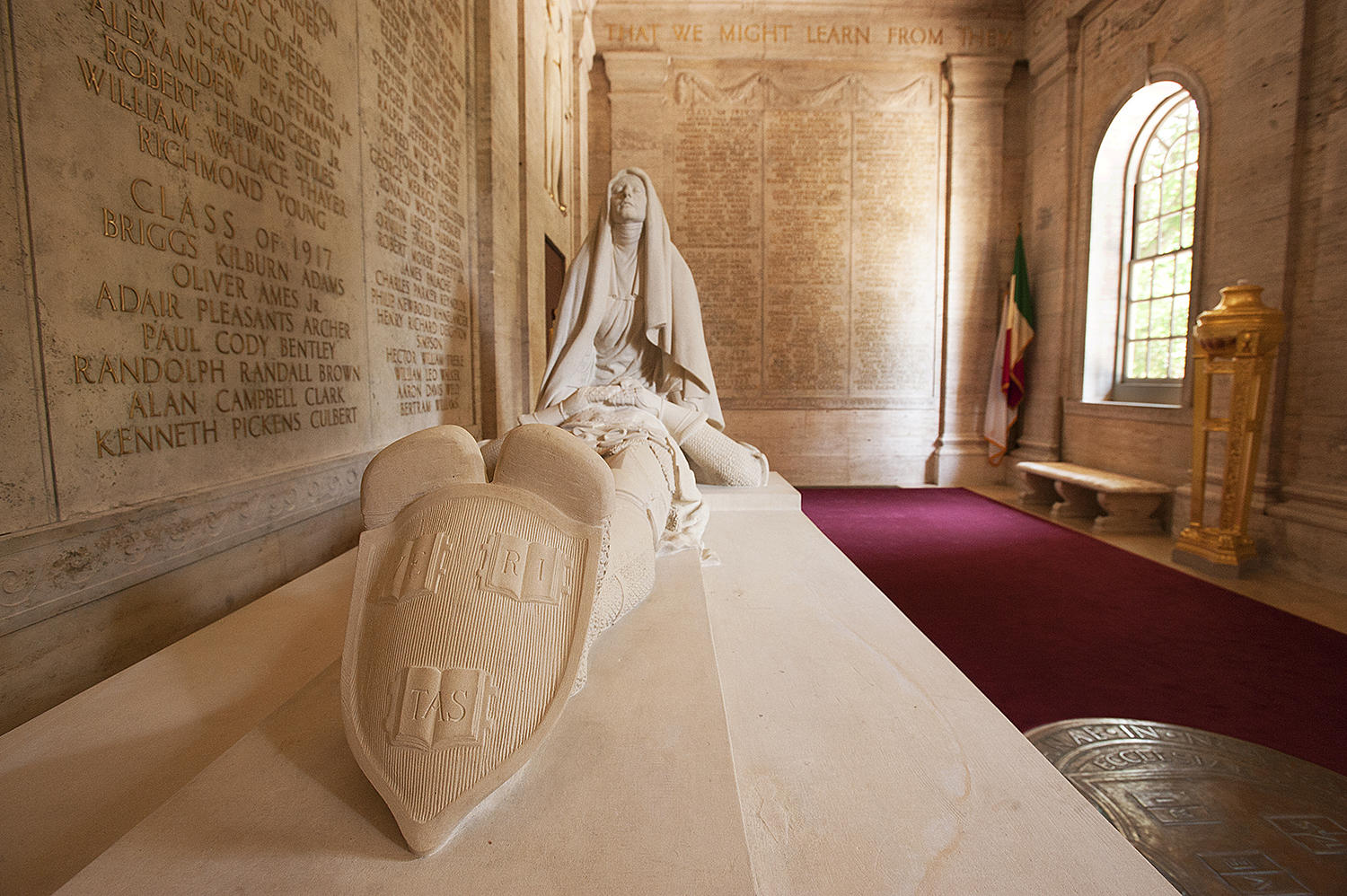 The Sacrifice in the Memorial Room