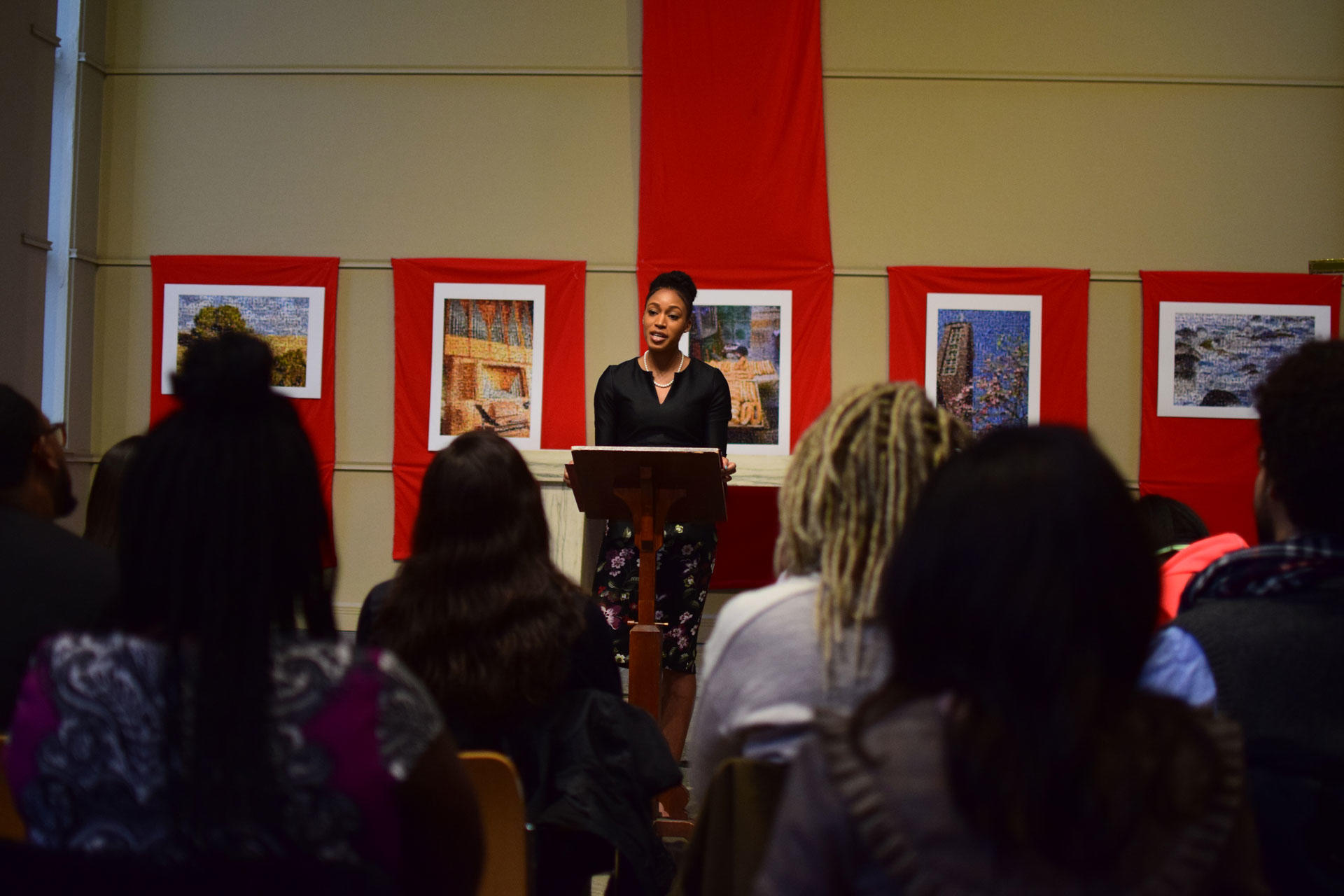 Black Student Ministries at the Memorial Church of Harvard University