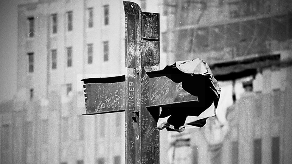 Cross at Ground Zero