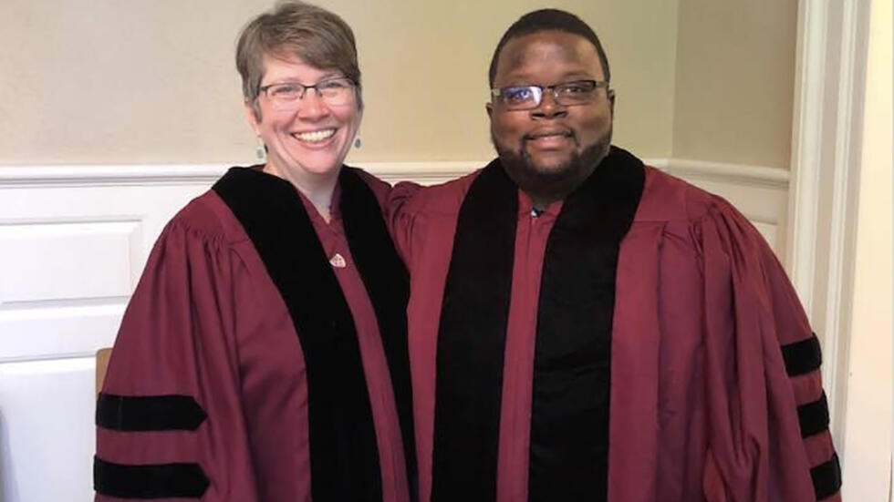 Professor Stephanie and the Rev. Dr.  Braxton  D. Shelley