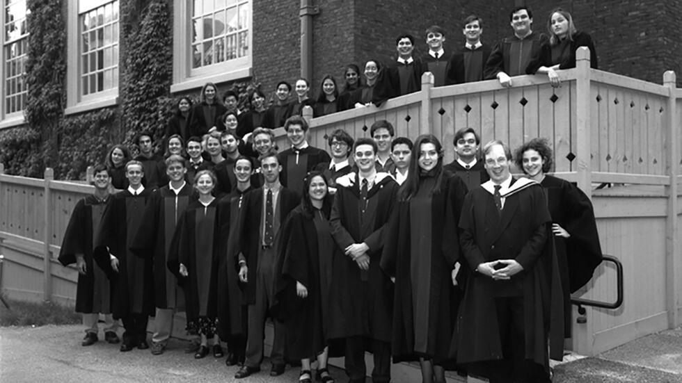 Archive Harvard University Choir