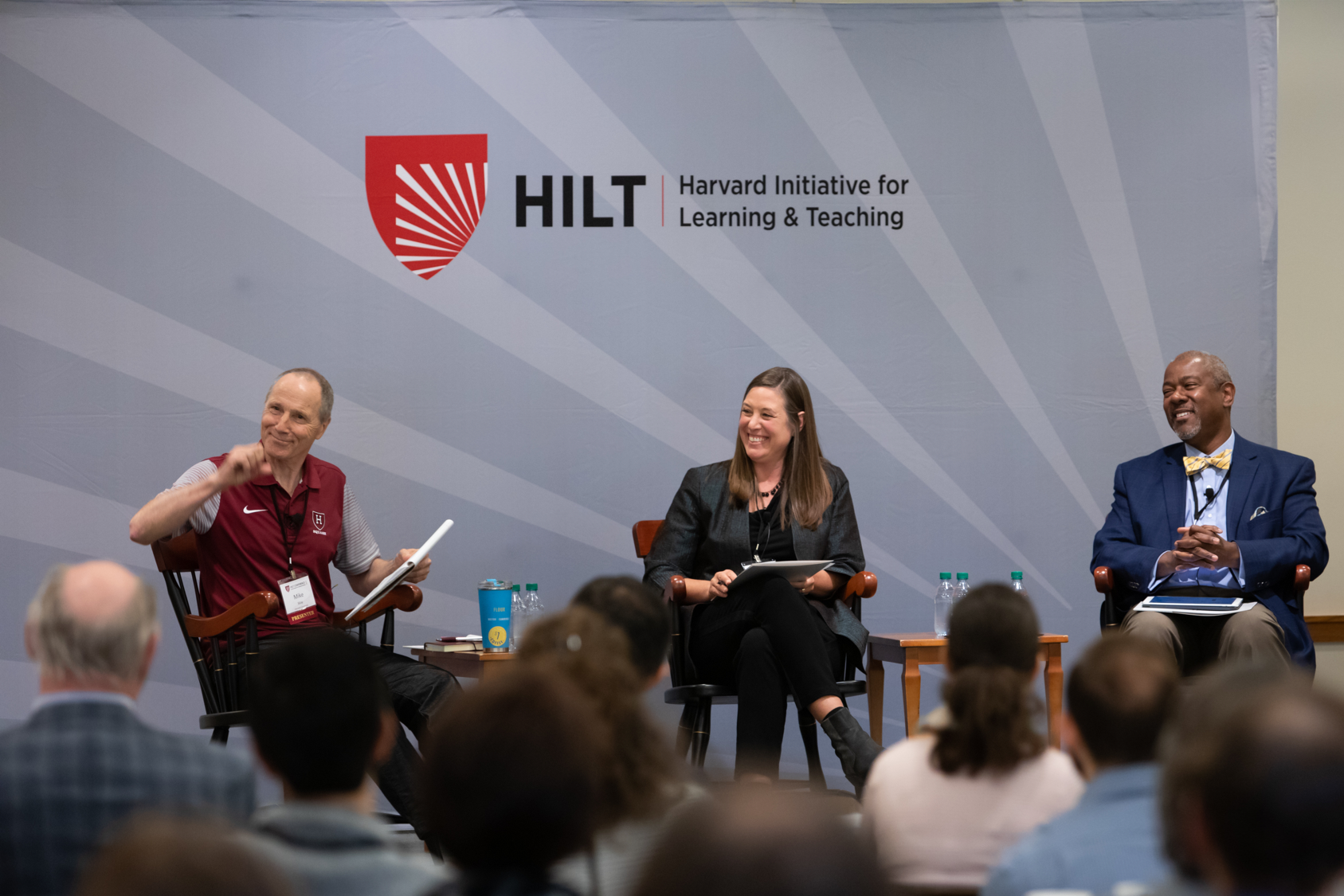 Photo of panelists at 2019 HILT Conference