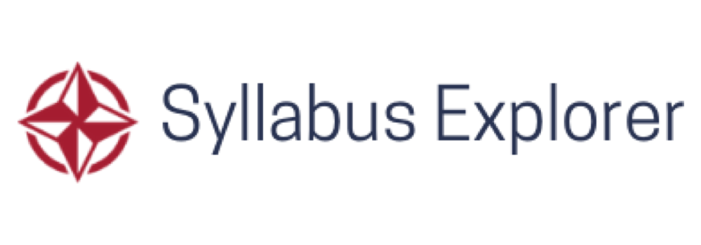 Logo of Syllabus Explorer tool