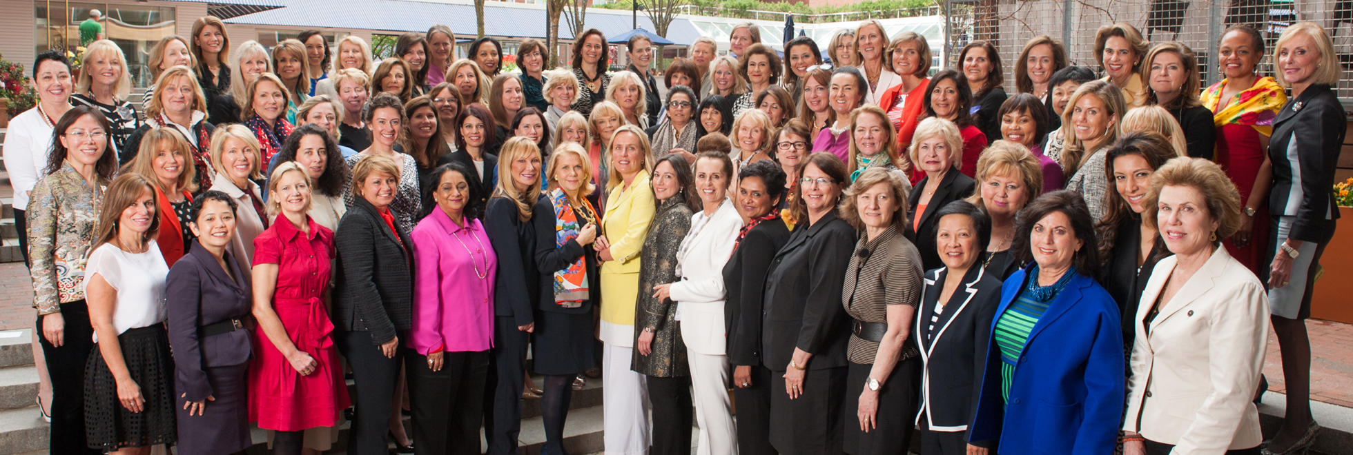 Women's Leadership Board, May 2014