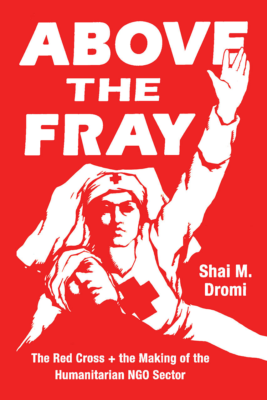 Book cover for Above the Fray