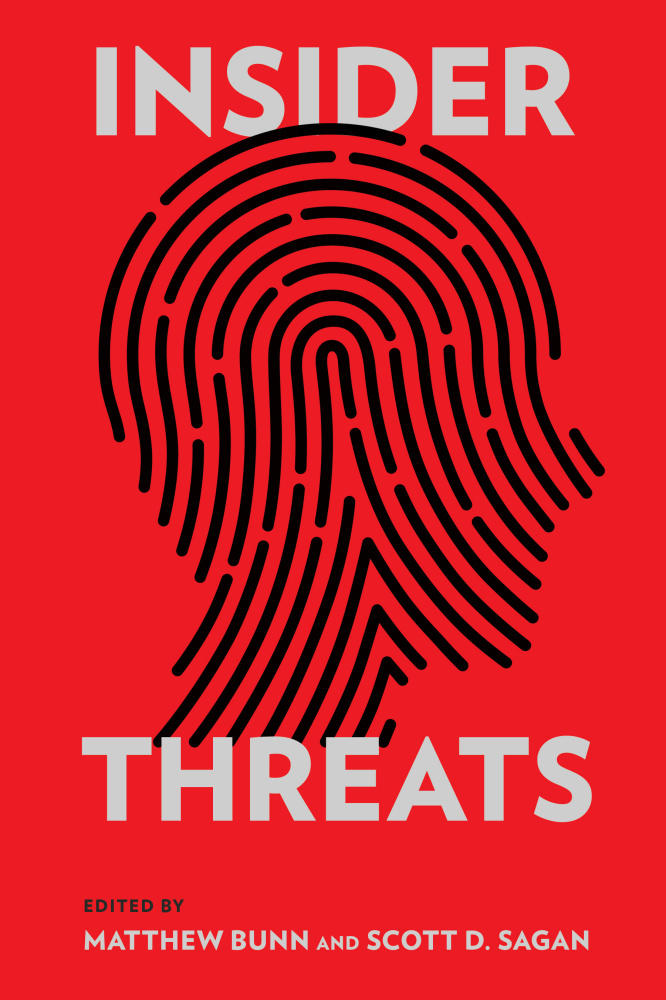 Image of book cover Insider Threats