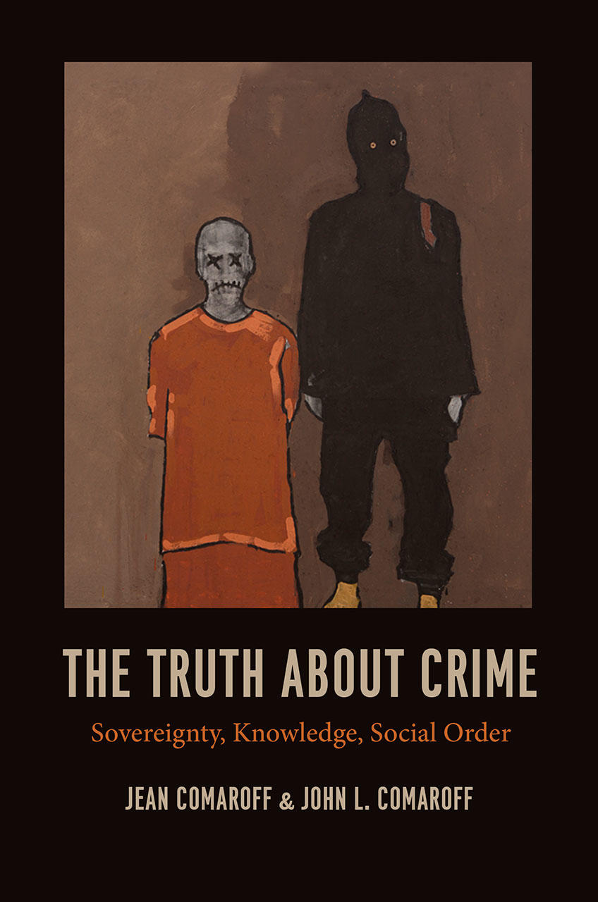Image of book cover The Truth about Crime