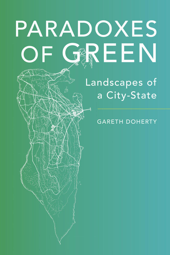 Image of book cover Paradoxes of Green