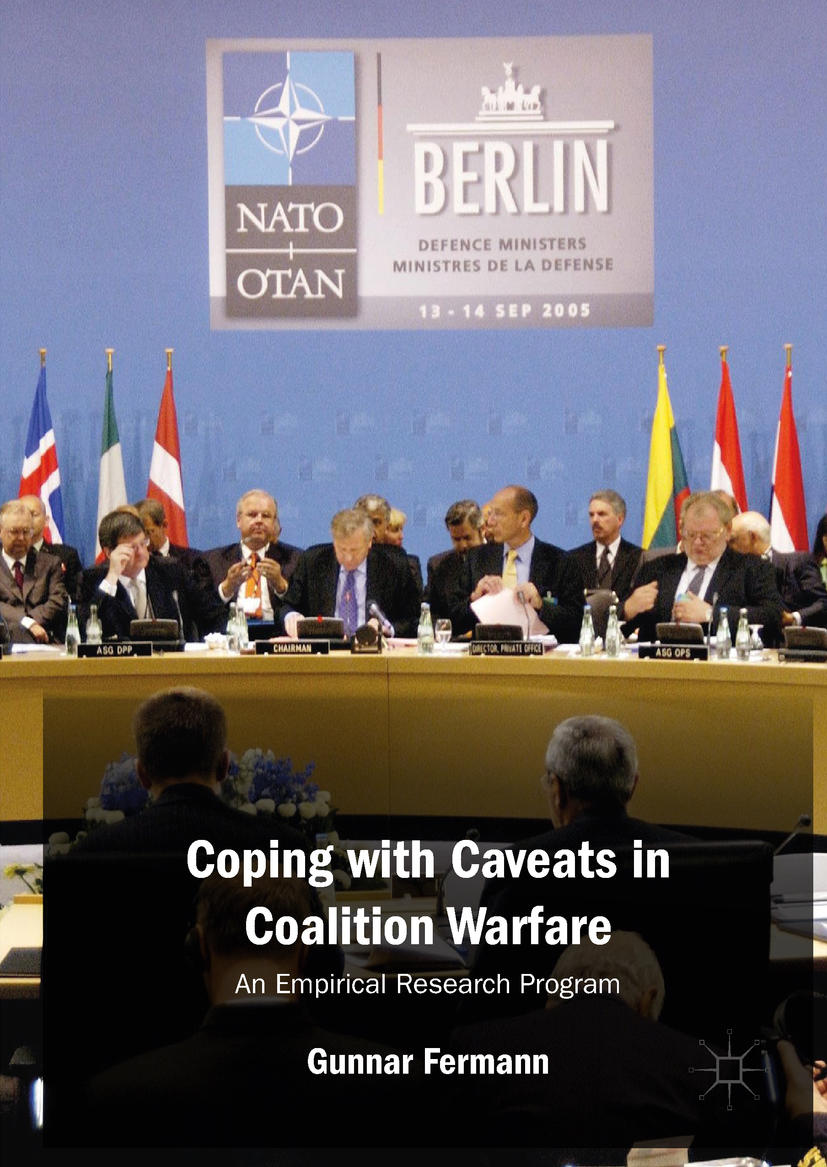 book cover for Coping with Caveats in Coalition Warfare