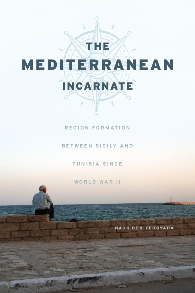 image of The Mediterranean Incarnate book cover