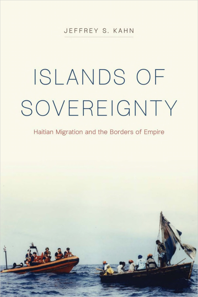 book cover for Islands of Sovereignty