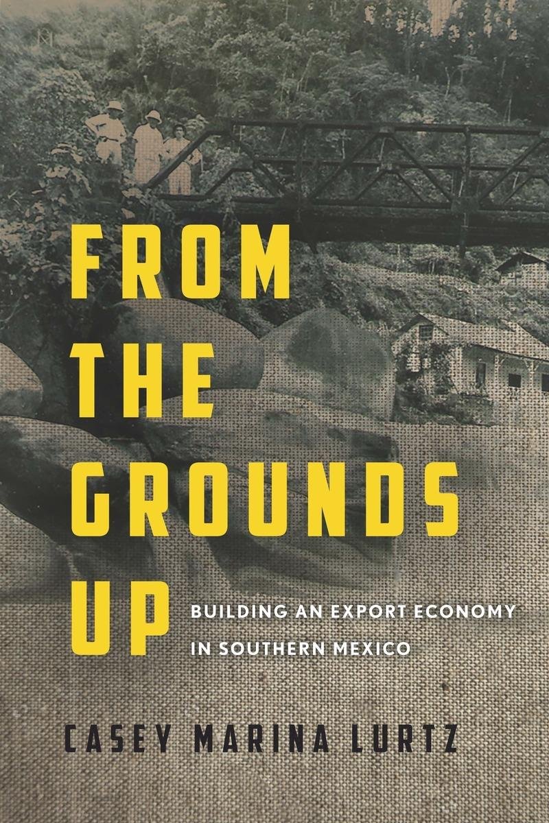 book cover for From the Grounds Up