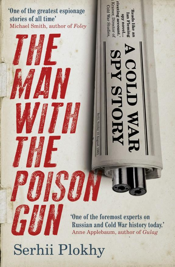 Image of book cover The Man with the Poison Gun