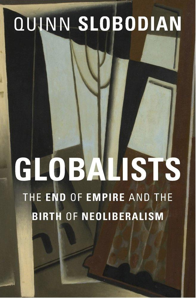 Image of book cover of Globalists
