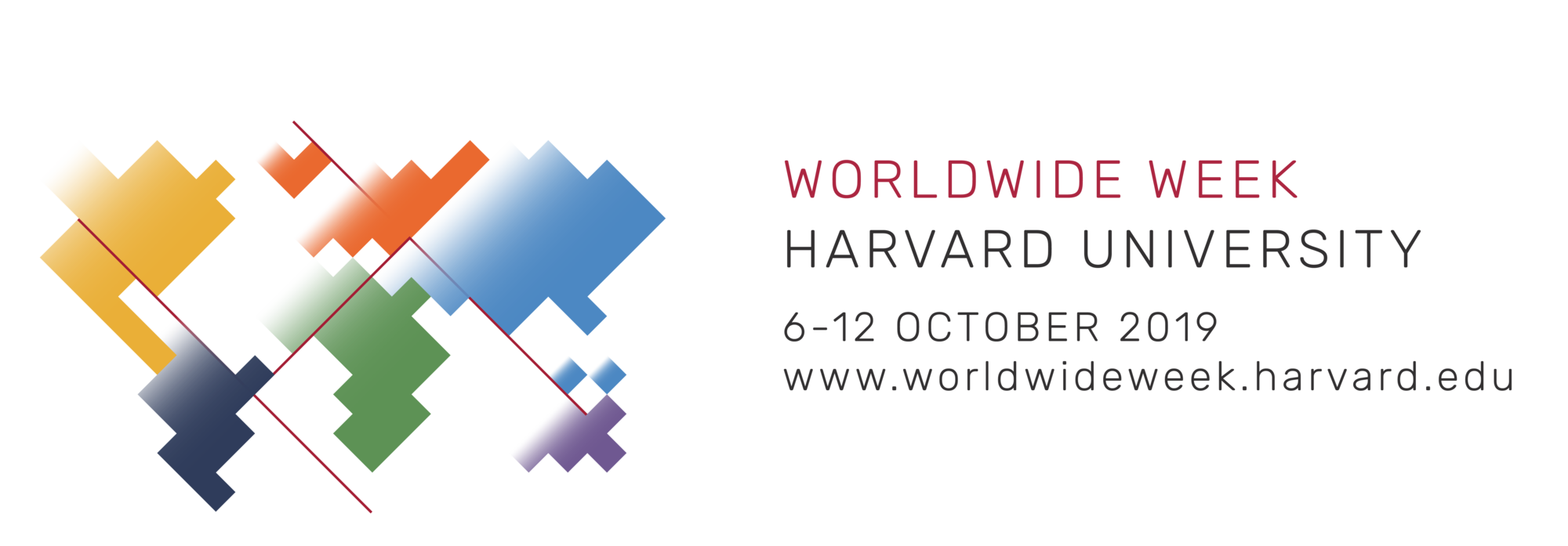Image of Harvard Worldwide Week 2019 logo