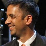 Photo of Vijay Iyer