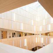 "Tozzer Anthropology Building Nominated for ""Most Beautiful New Building in Boston"" Award"