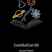 ComSciCon'20 Annual Report Cover