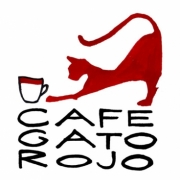 Cafe Gato Rojo's last day of semester!
